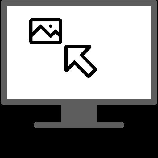 Icono-Plugin WP Image Everywhere